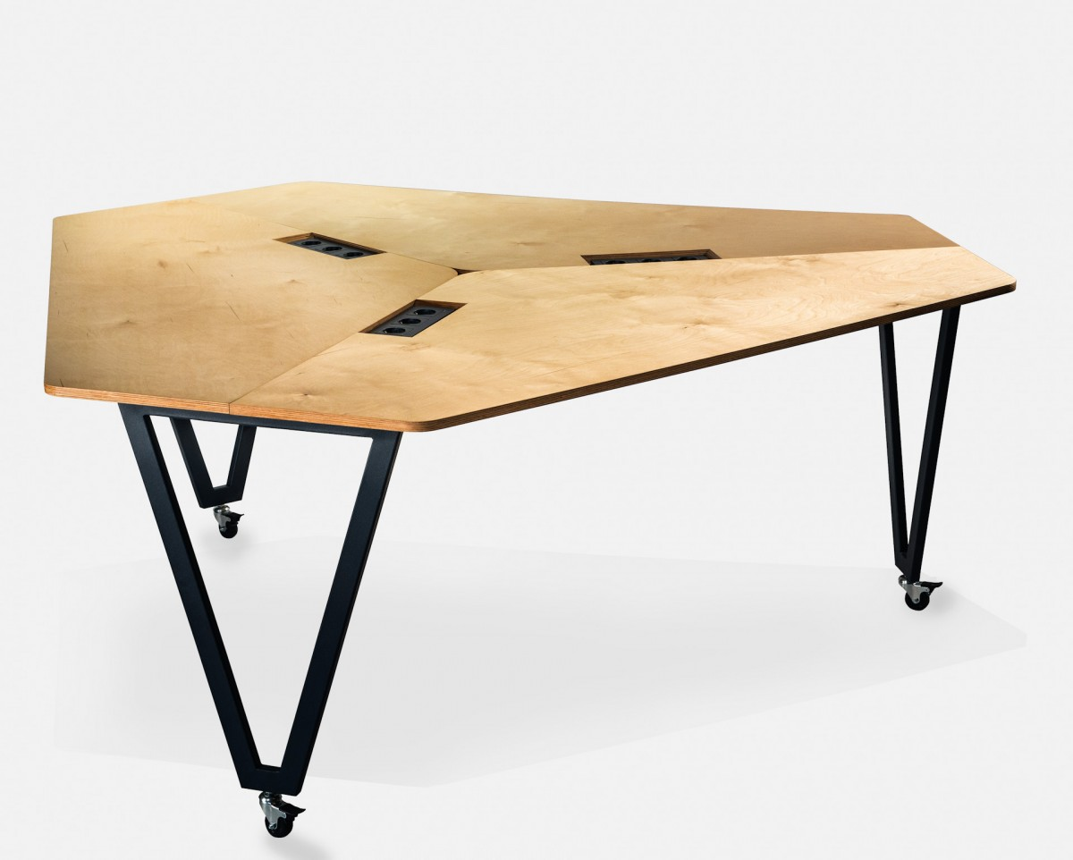 cnvs designs | triangle table